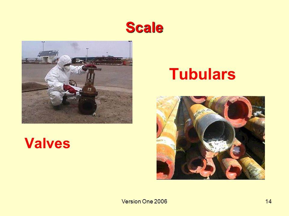 Version One 200614 Scale Valves Tubulars