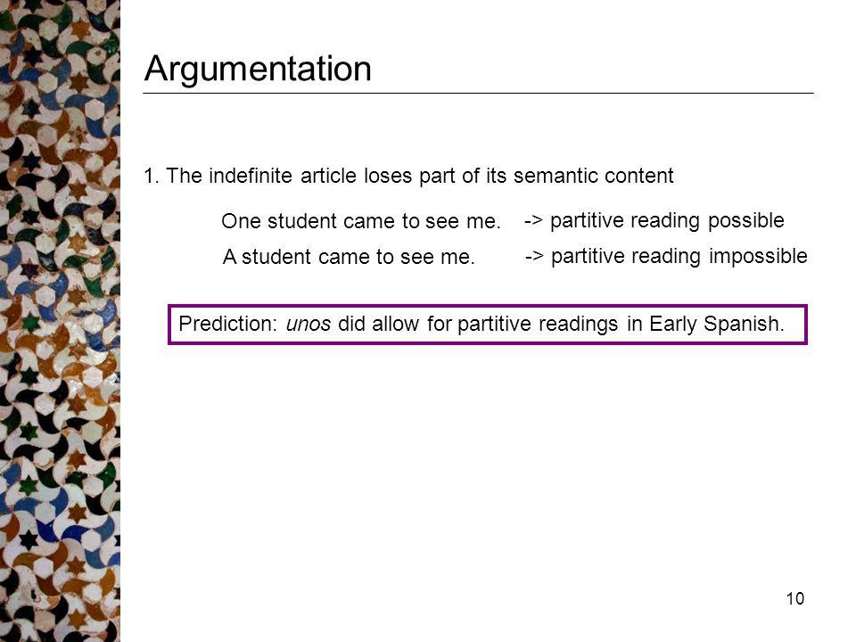 10 Argumentation 1.