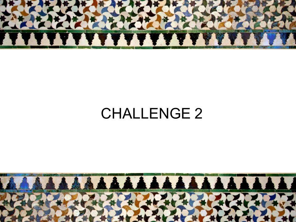 27 CHALLENGE 2