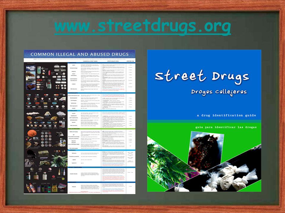 www.streetdrugs.org