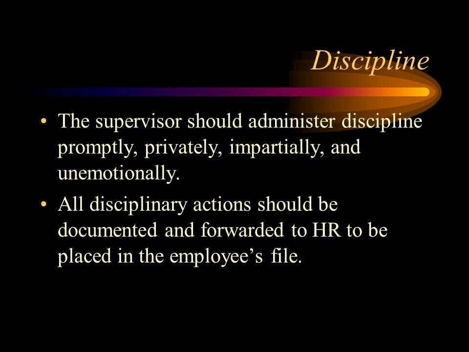 Discipline Positive discipline focuses on preventing problem behavior from ever beginning.