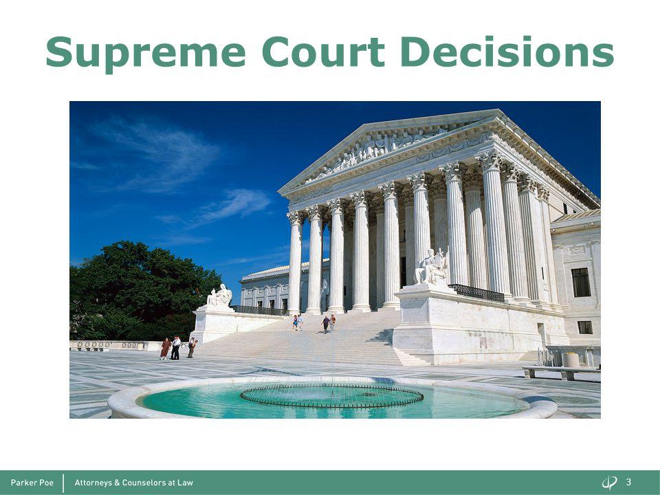 Supreme Court Decisions 3