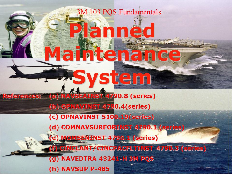 Providing maintenance and material managers the means to plan, acquire, organize, direct, control and evaluate the manpower and resources used for the support of maintenance.