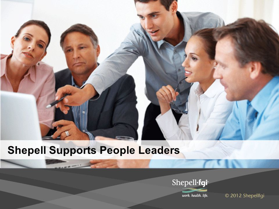 Shepell Supports People Leaders