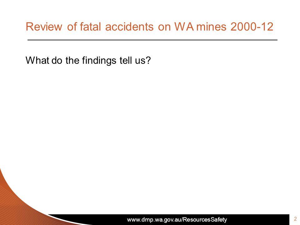 www.dmp.wa.gov.au/ResourcesSafety What are the employer's duties.