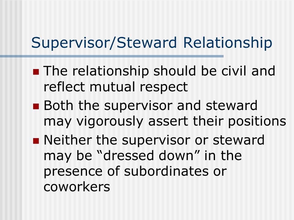 The Right to Request Steward of Choice Due to a very recent PA Supreme Court ruling, the employee has the right to request a different steward or other bargaining unit employee if that person is reasonably available What that means to us: if the steward or non-steward they want is available within 30 minutes, get them.
