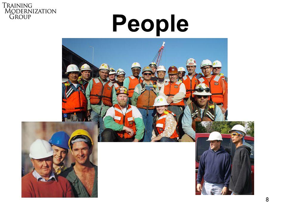 8 People