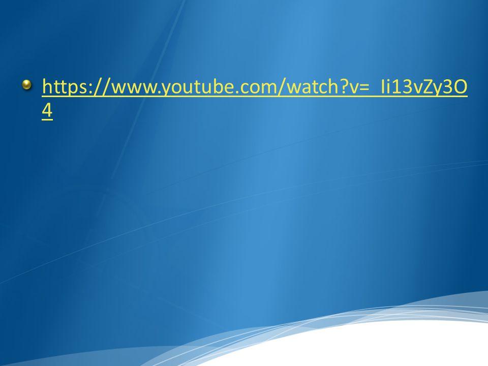 https://www.youtube.com/watch v=_Ii13vZy3O 4