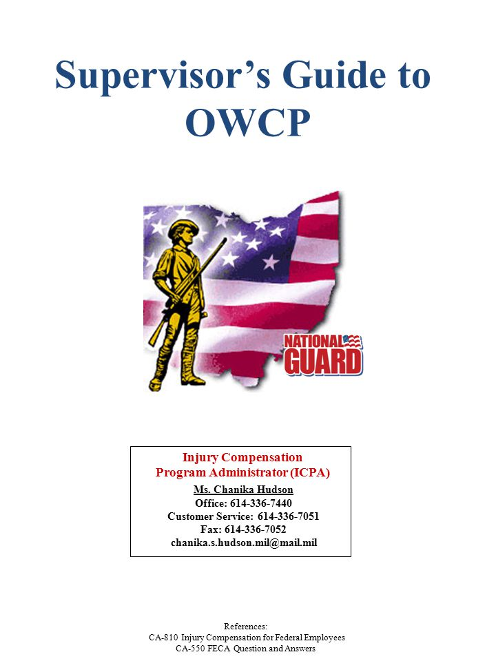 Created by the Ohio National Guard  Seek Medical Treatment for the injured technician if necessary.