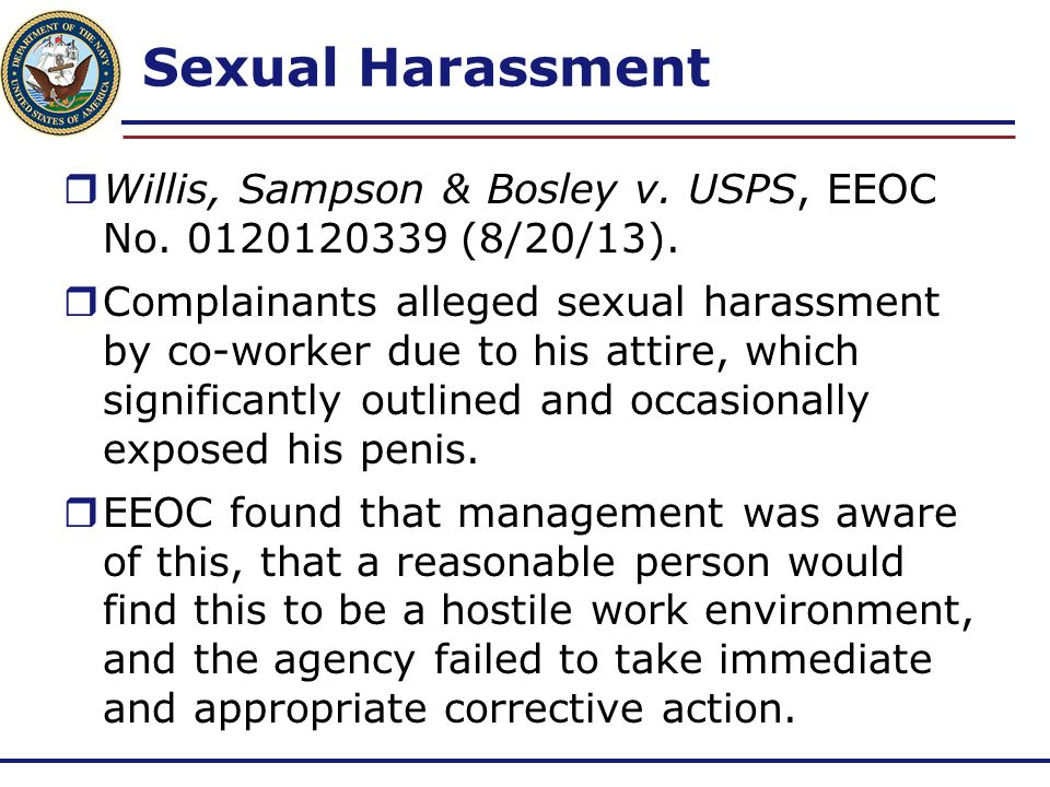 Supervisory Harassment  Complainant v.Social Security Administration, EEOC No.