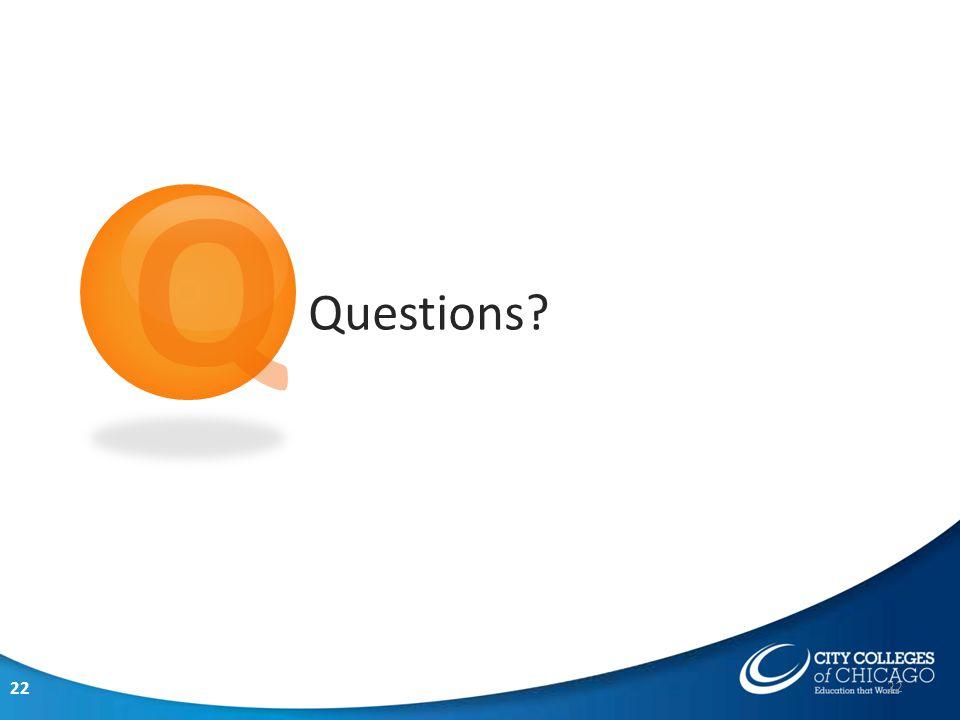22 Questions Q 22