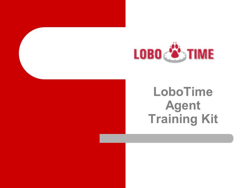 LoboTime Agent Training Kit