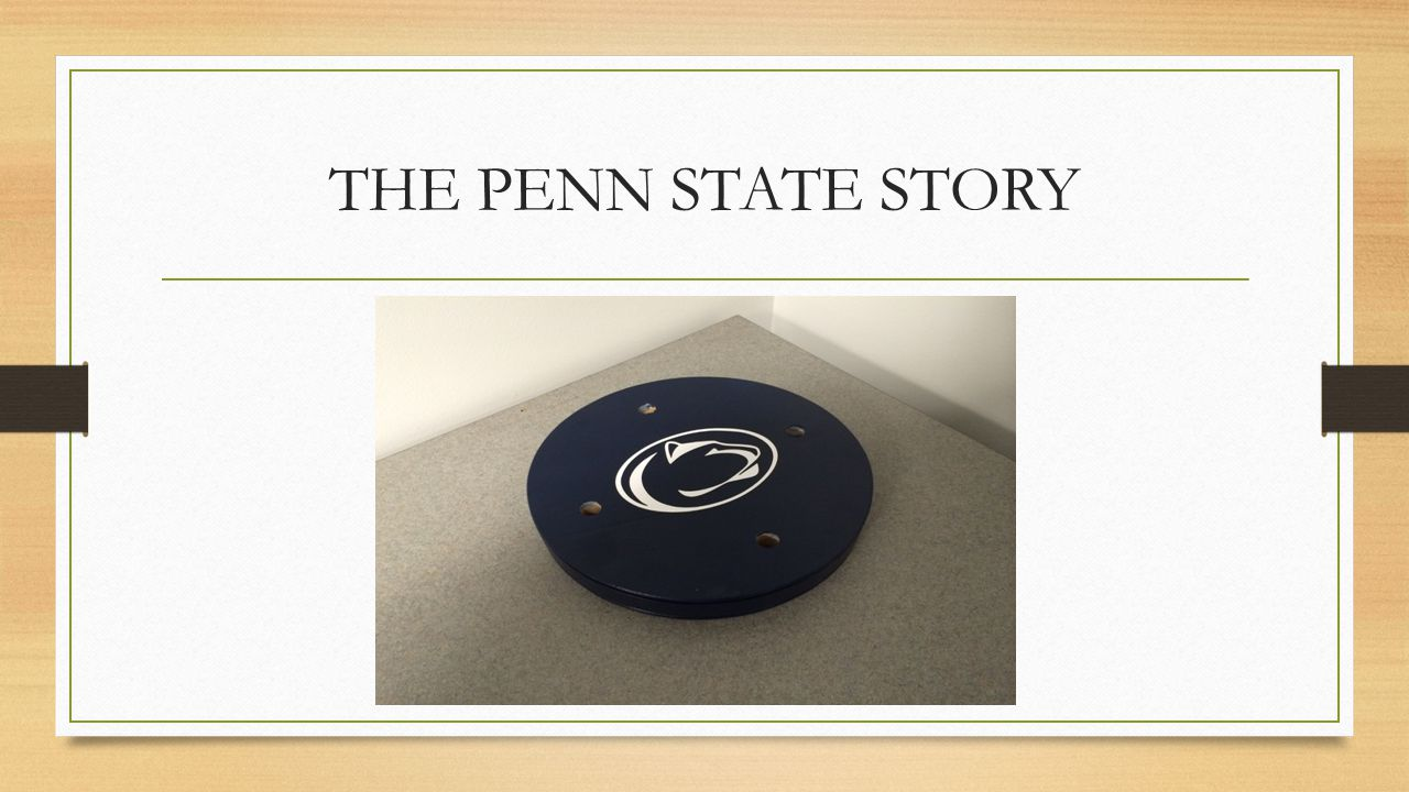 Penn State Office of Physical Plant Story The foundation – growing our safety culture Senior leadership focused on safety & communication of the commitment Safety programs developed, documented, communicated & available Robust training & informational programs Employee involvement