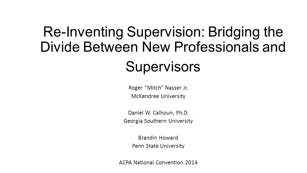 Supervisor Development Quotes Adjusting supervision styles to each person.