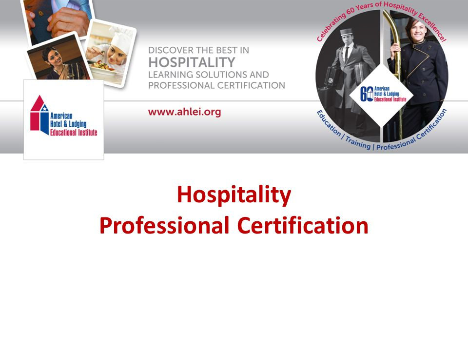 Guest Service Gold® Employee Certification Employee who completes the Guest Service Gold® Training Program or an equivalent training program offered by the property is eligible to become a Certified Guest Service Professional (CGSP®).