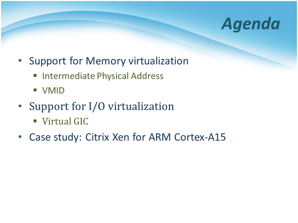 Memory Translation on ARMv7