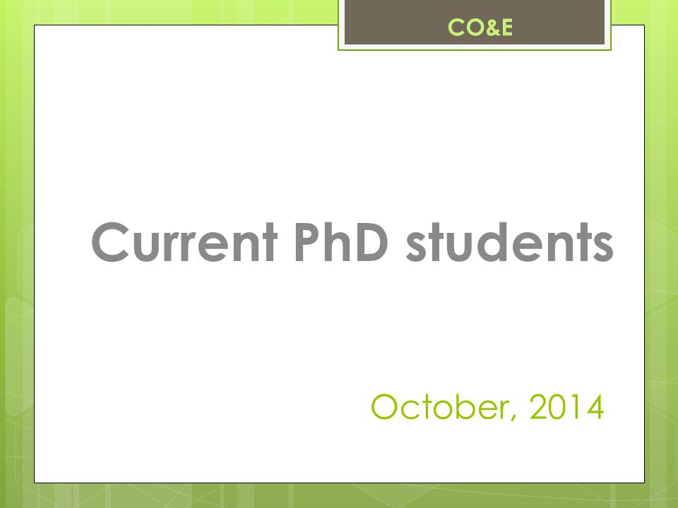 What works for high-risk students.Supervisor : Prof.