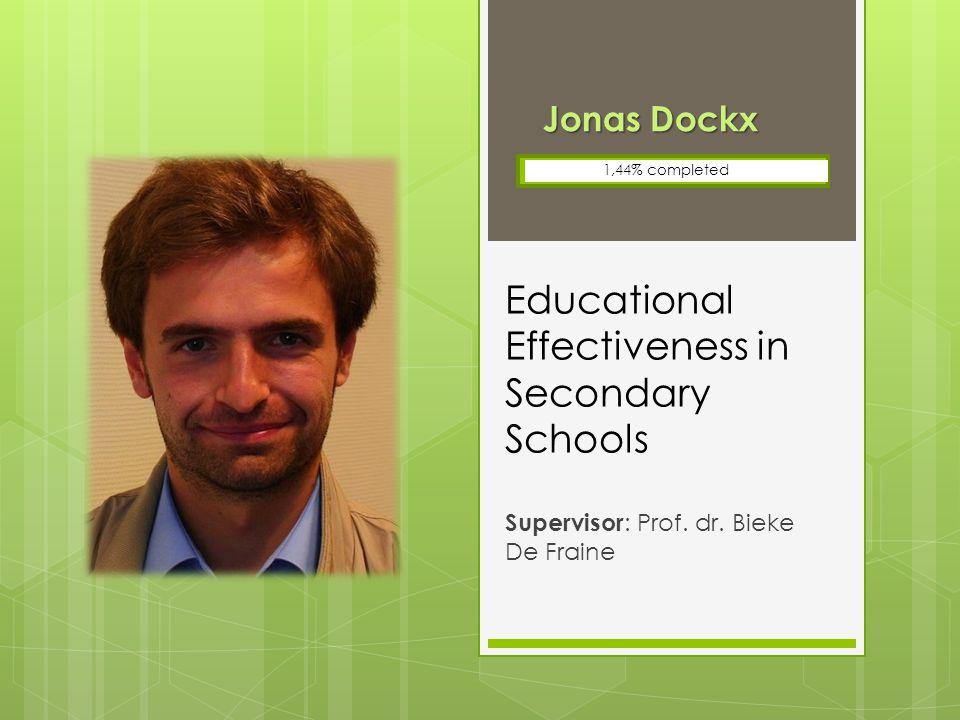 Jonas Dockx
