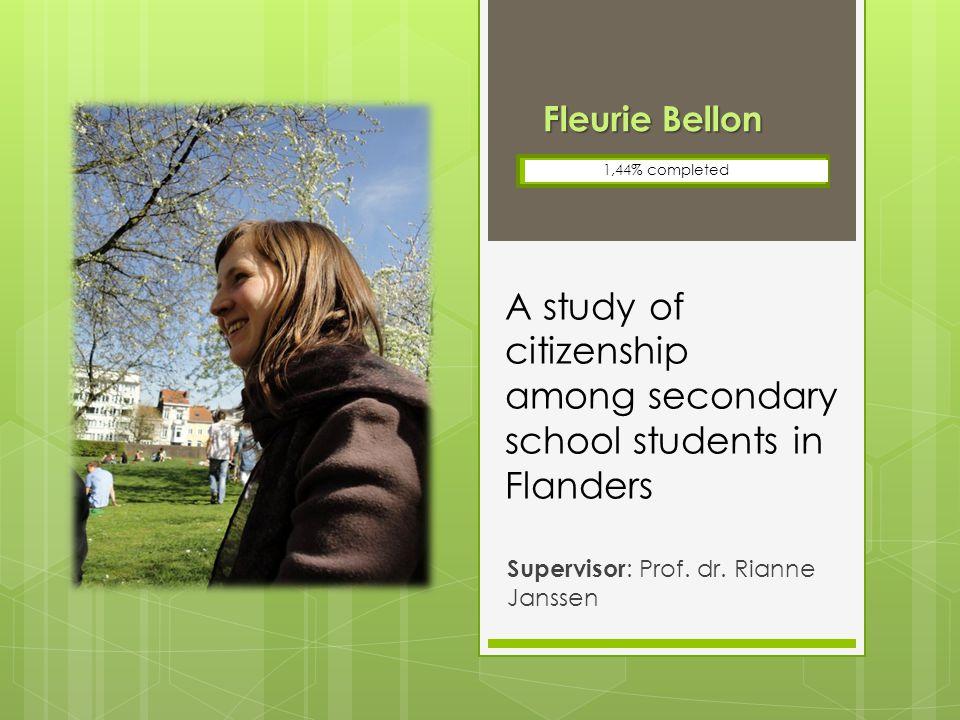 Fleurie Bellon