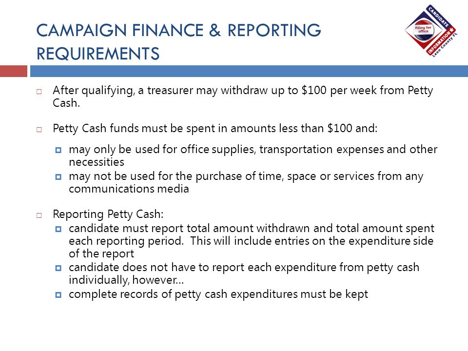  Failure to submit a completed campaign finance report electronically by midnight on the date due will result in the Supervisor of Elections declaring the report delinquent .