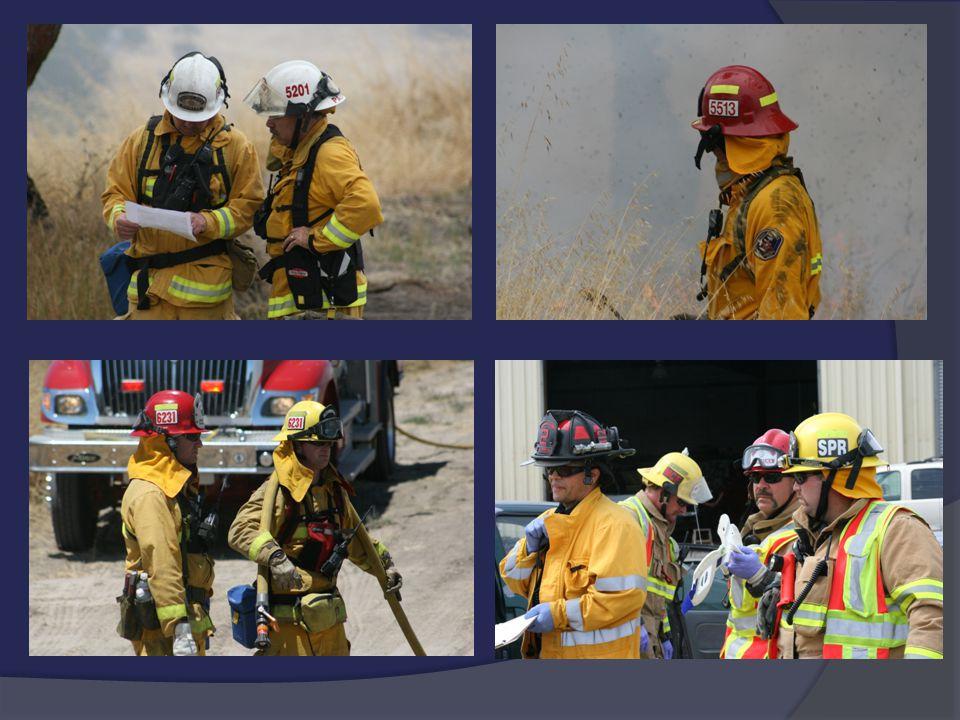 8.Emergency Fire Fighter Procedure A. Firefighter: I.