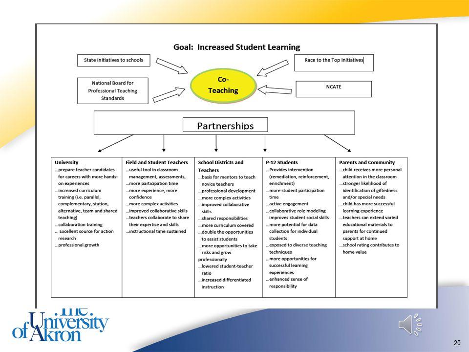 Part 3: The Co-Teaching Model 19