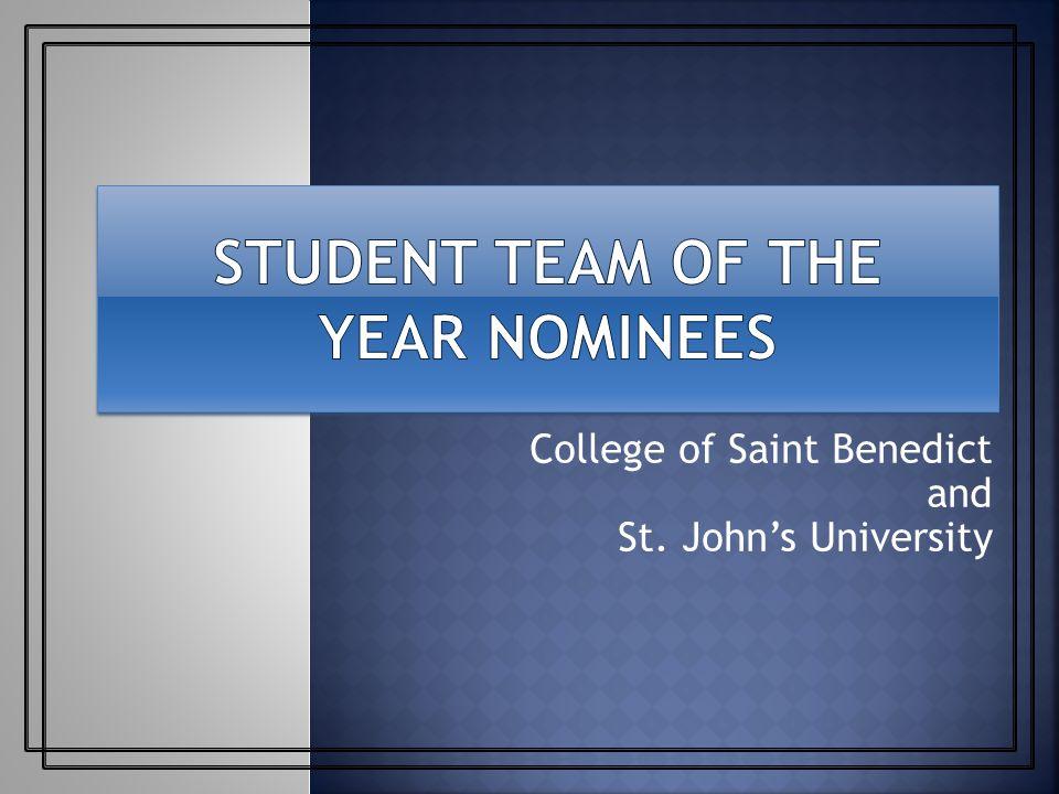 College of Saint Benedict and St. John's University