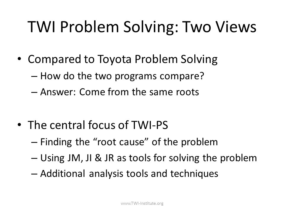 Step 1 — Isolate the Problem 2.