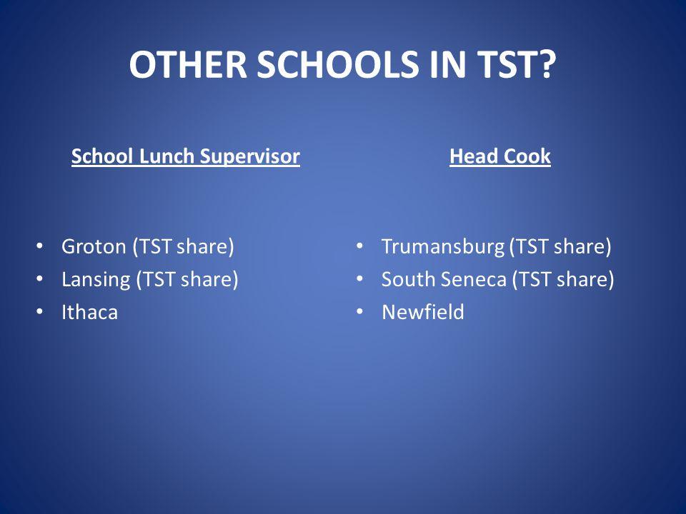 OTHER SCHOOLS IN TST.