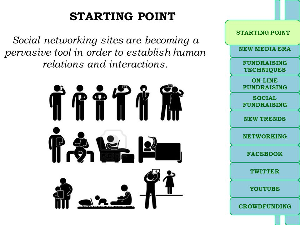 Social networking sites are becoming a pervasive tool in order to establish human relations and interactions.