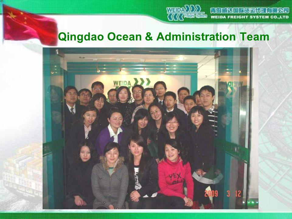 Qingdao Ocean & Administration Team
