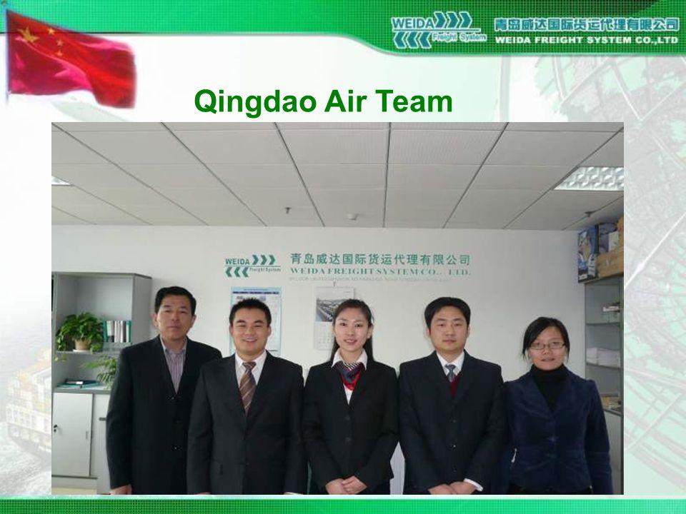 Qingdao Air Team