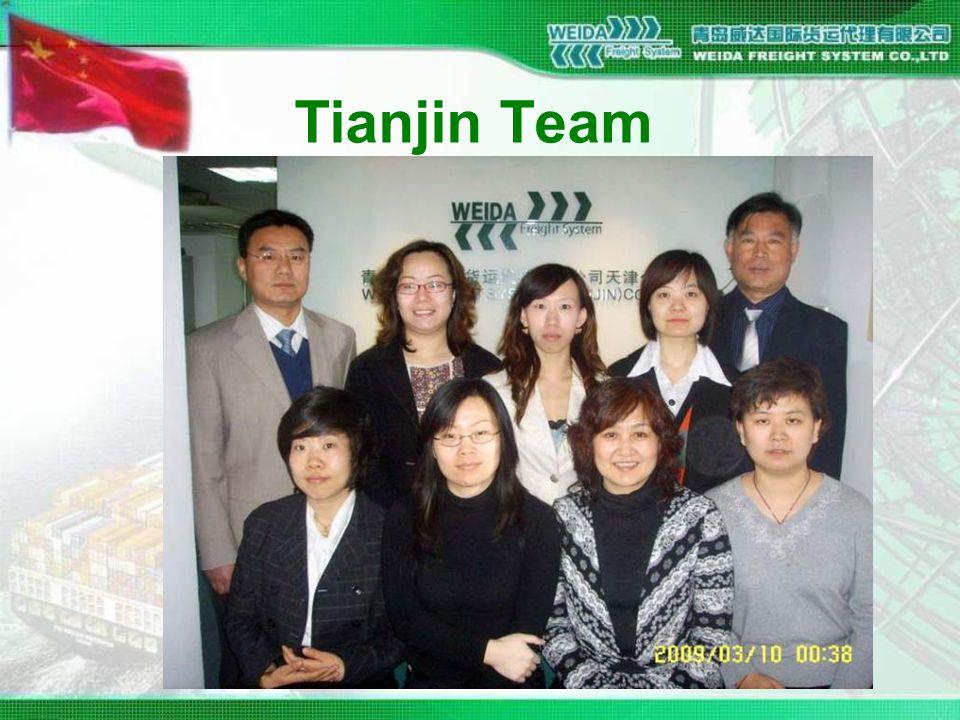 Tianjin Team