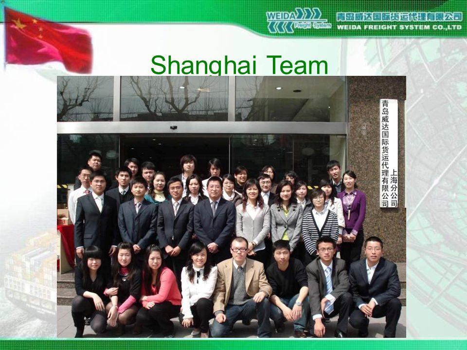 Shanghai Team
