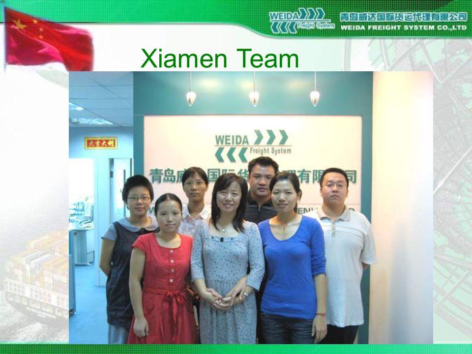 Xiamen Team