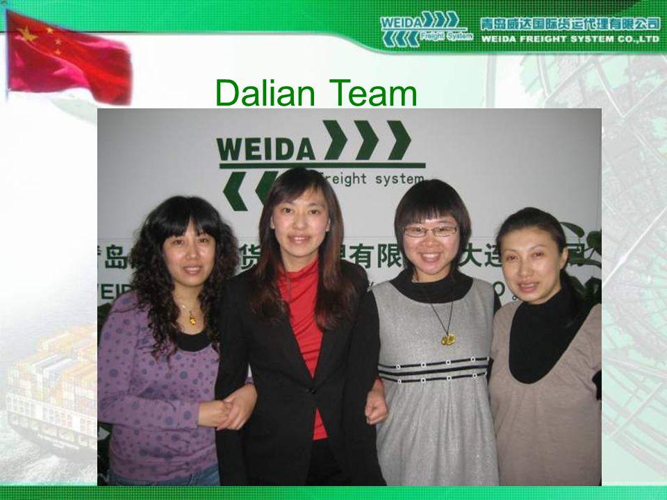 Dalian Team