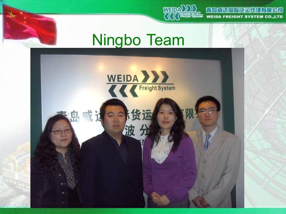 Ningbo Team