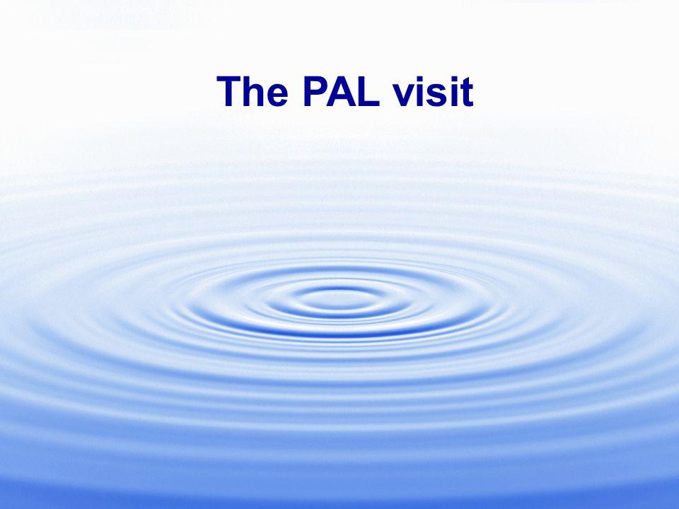 The PAL visit