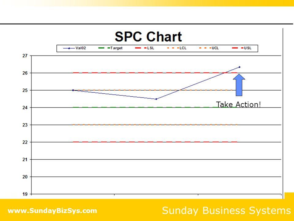 Sunday Business Systems www.SundayBizSys.com Take Action!