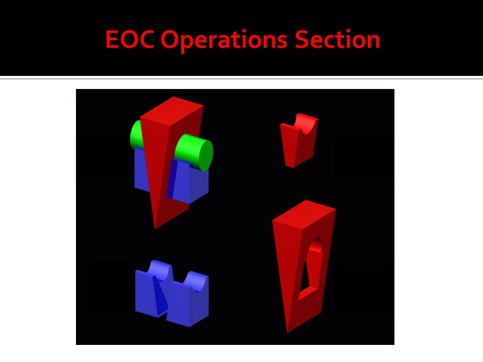 EOC Operations Section