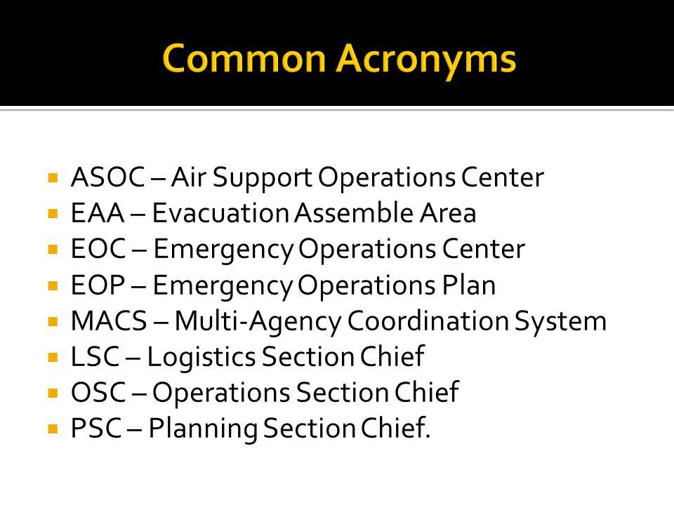EOC-126 EOC Staff Position Shutdown Checklist