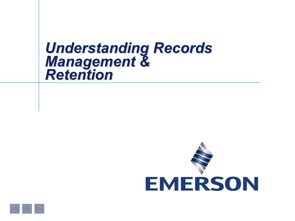 Electronic Records Management Consider saving documents in subdirectories that correspond to record retention periods.