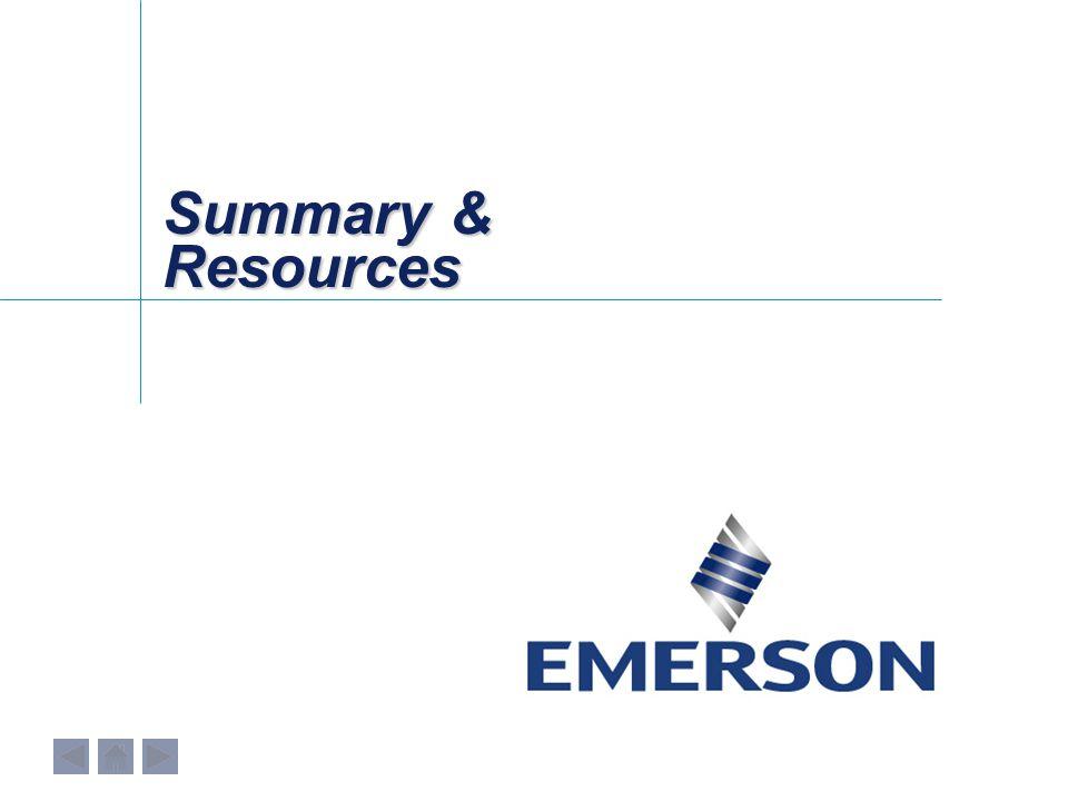 Summary & Resources