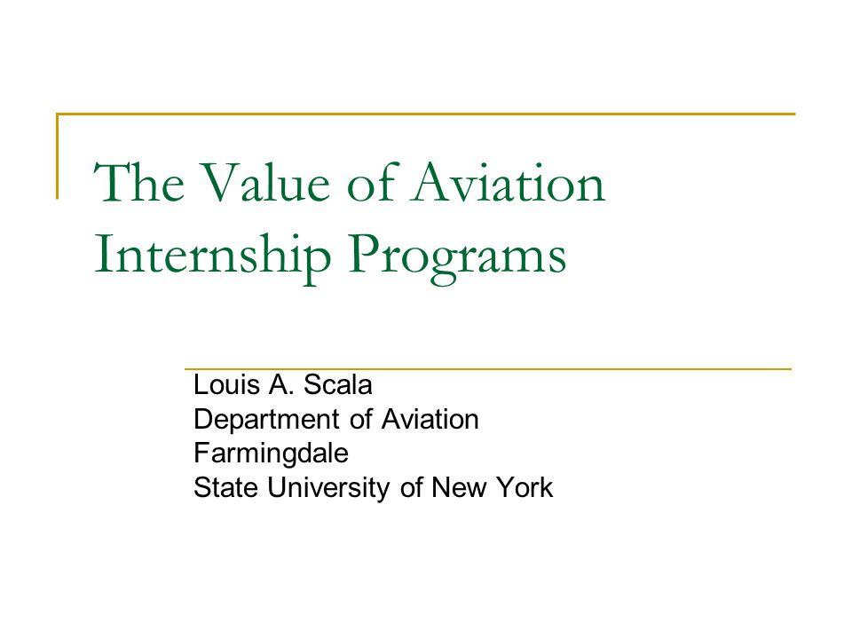Introduction/Welcome Louis A.Scala  Associate Professor.