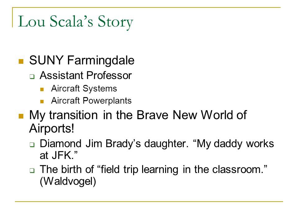 Internship—Success Stories Shedrock Neil  SUNY Farmingdale  Mentor—Vince Cimino.