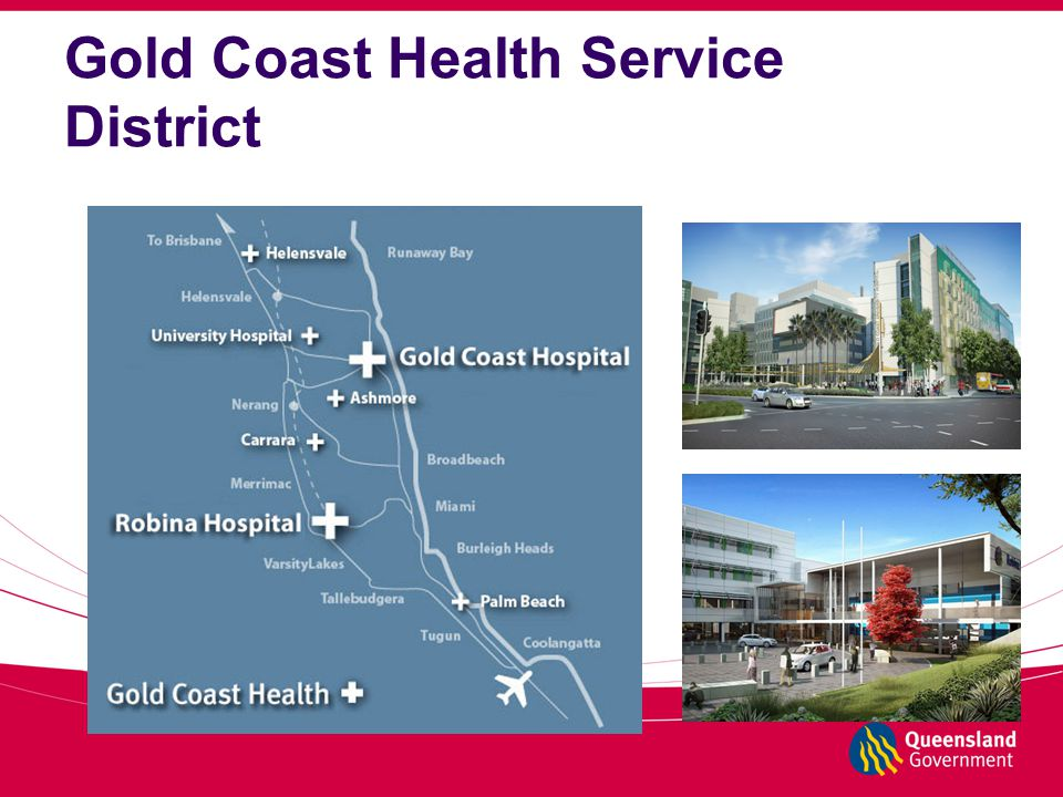 Gold Coast Health Service District