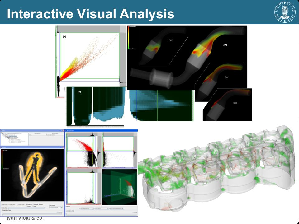 Interactive Visual Analysis