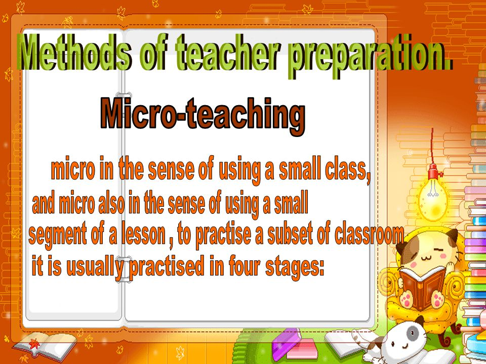 Language teacher education and development: learning teaching Chapter 9