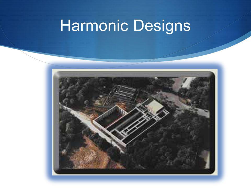 Harmonic Designs