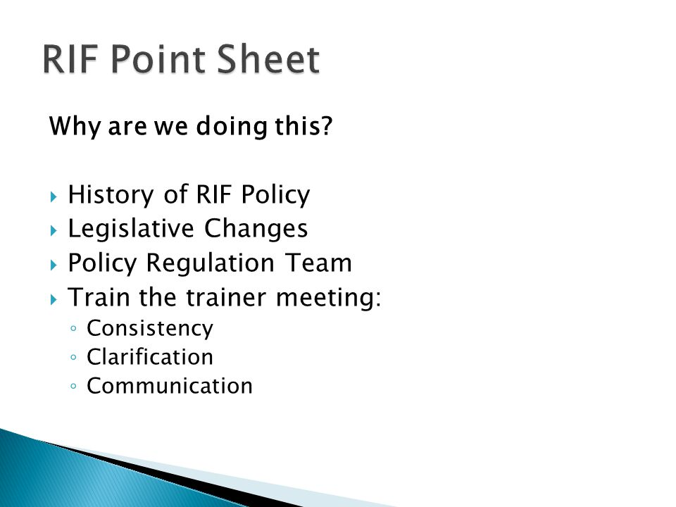 Who serves on the Policy Regulation Team.